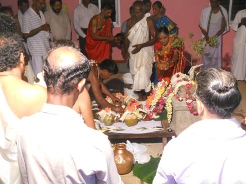ಗುರುಗಳ್ ಮನೆ ತುಳಸಿ ಪೂಜೆ-2